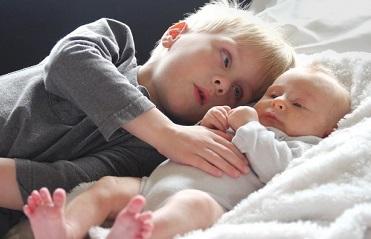 Старший ребенок в семье – как вести себя родителям
