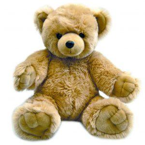 """Мягкая игрушка Aurora """"Медведь. Обними меня"""" коричневый 72 см"""
