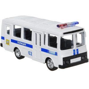 Автобус ПАЗ 3206 Полиция ТехноПарк
