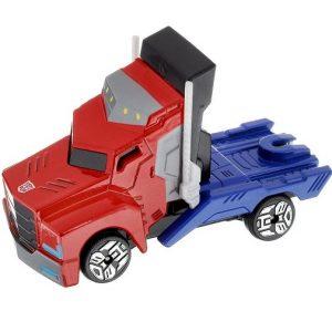 Dickie Toys Машинка Optimus Prime Tin Box