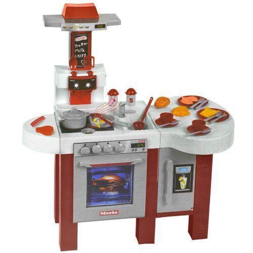 Игровой набор Klein Кухонный центр Miele с кофемашиной