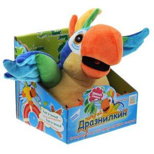Интерактивная игрушка Попугай Дразнилкин