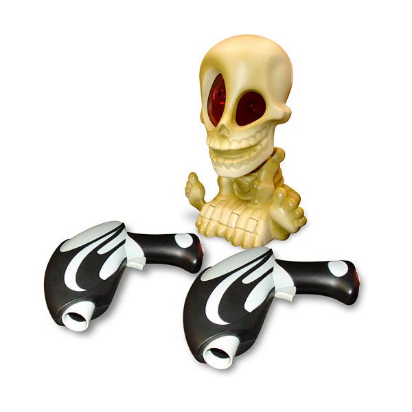 Johnny the Skull Тир проекционный с двумя бластерами Джонни Черепок