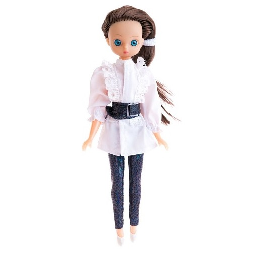 Кукла Барбара в офисе с аксессуарами Пластмастер