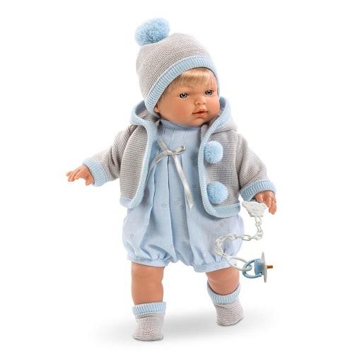 Кукла Роберт из ПВХ Llorens