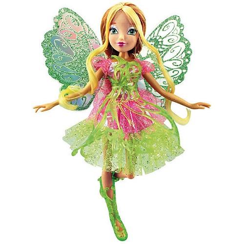 Кукла Винкс Флора 27 см Баттерфликс-2 Flora Winx Club