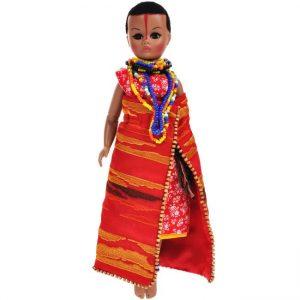 Madame Alexander Кукла Из племени Масаи