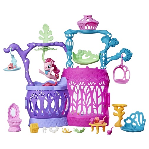 My Little Pony Игровой набор Pinkie Pie Seashell Lagoon