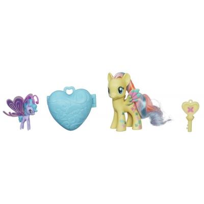 My Little Pony Пони с сердечком Флаттершай и Сиа Бриз