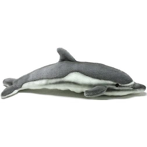Мягкая игрушка Дельфин 40 см Серый Hansa
