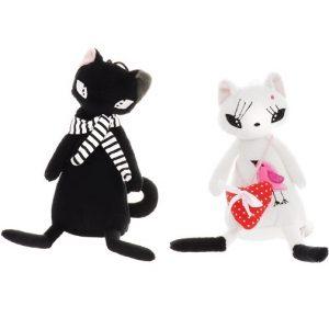 """Мягкая игрушка Magic Bear Toys """"Коты Амантис"""", 20 см"""