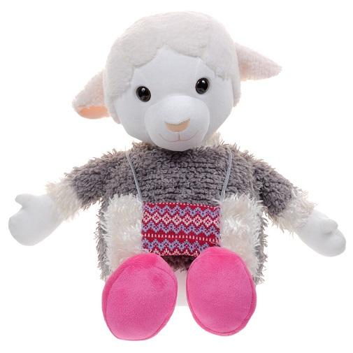 Мягкая игрушка Овечка Люси 56 см Fancy