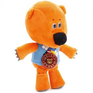 Мягкая игрушка со звуком Медвежонок Кешка 20 см Ми-ми-мишки Мульти-Пульти