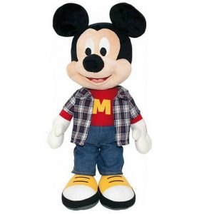 Мягкая озвученная игрушка Микки Маус 40 см Disney