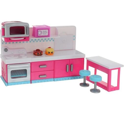Набор фигурок с мебелью Веселая кухня Shopkins 56152