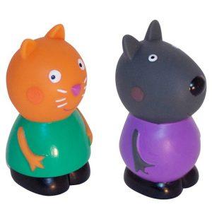 Peppa Pig Игровой набор Кенди и Денни