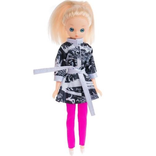 Пластмастер Кукла Барбара в парке