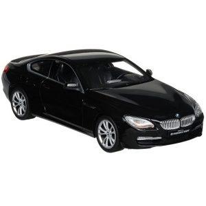 Rastar Радиоуправляемая модель BMW 6S Черный