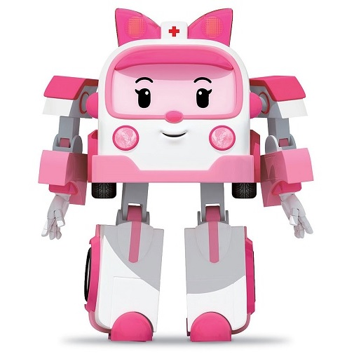 Robocar Poli Игрушка-трансформер Эмбер 7 см
