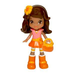 Шарлотта Земляничка Кукла Апельсинка 8 см