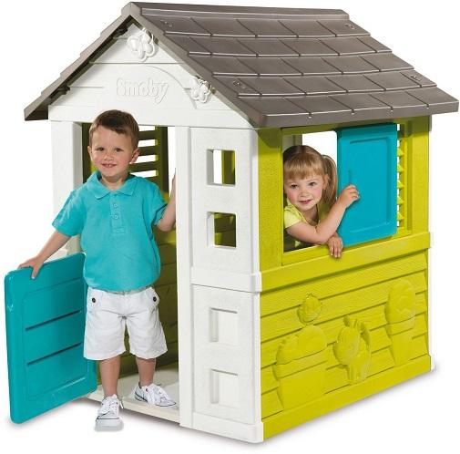Smoby Игровой домик для улицы BG Pretty