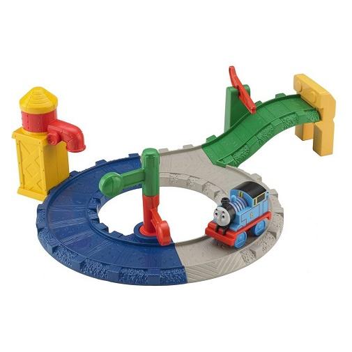 Thomas & Friends Игровой набор Первая доставка грузов Томаса