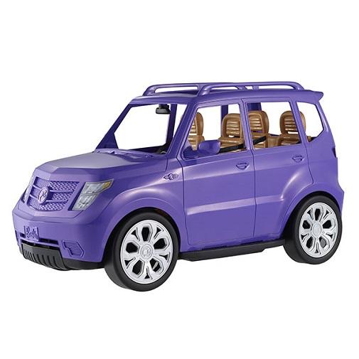 Внедорожник для куклы Барби Mattel Barbie DVX58