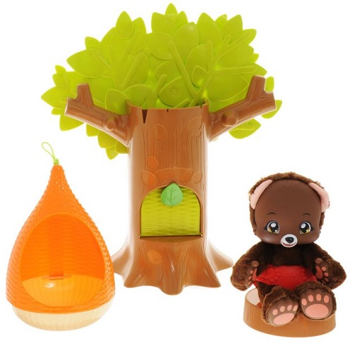 Zoopy Игровой набор Дерево BaobaB