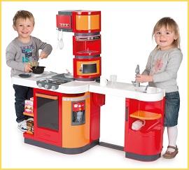 Детские игровые кухни и наборы для игры в повара или кондитера