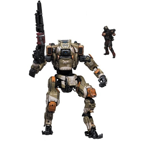 Фигурка BT-7274 Titan из игры Titanfall 2