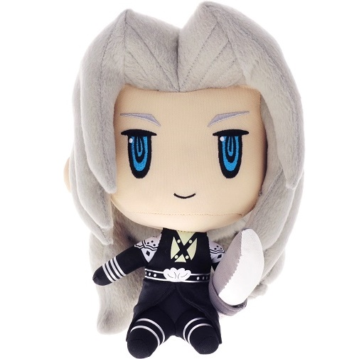 Final Fantasy VII. Мягкая игрушка Sephiroth