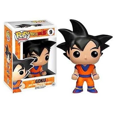 Funko POP! Vinyl Фигурка Dragon Ball Z Black Hair Goku