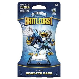 Карта для игры Booster pack Skylanders Battlecast