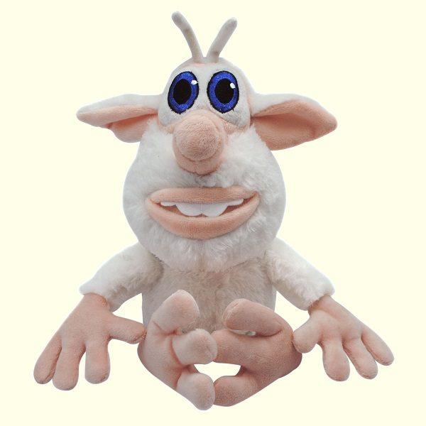 Мягкая игрушка Booba Домовенок Буба 30 см Internet Project
