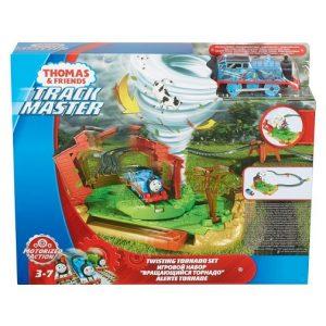 Thomas & Friends Железная дорога Невообразимый торнадо Игровой набор Делюкс