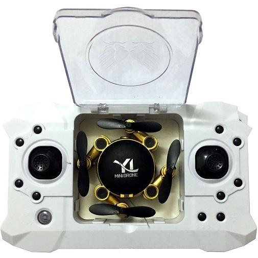 Селфи-коптер Yile на радиоуправлении S18 с камерой 0,5