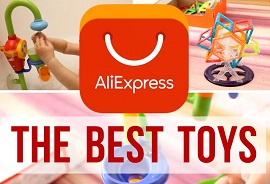 Игрушки Aliexpress по категориям и любимым героям