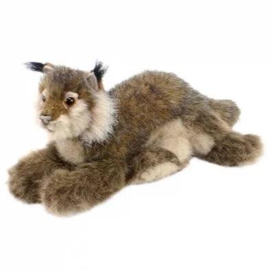 """Мягкая игрушка """"Пиренейская рысь"""" 31 см Hansa"""