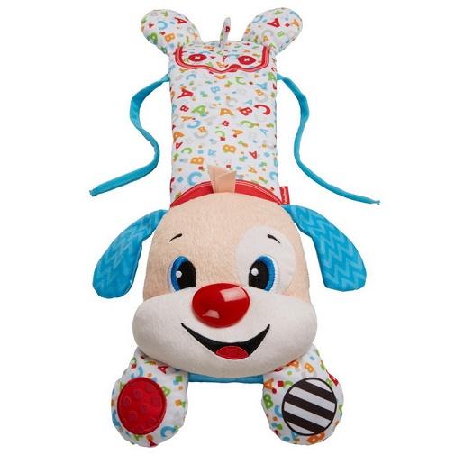 Развивающая игрушка Щенок для кроватки Newborn Fisher-Price FTF67