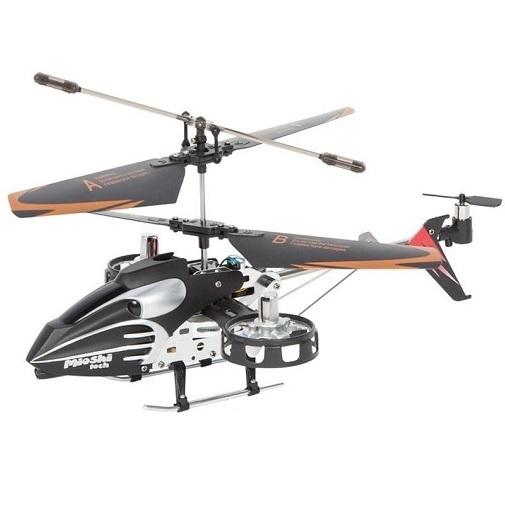 Вертолет Tech Phantom2X на радиоуправлении с подсветкой Mioshi
