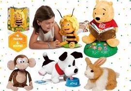 Где купить интерактивные игрушки? Выбираем магазин в интернете »