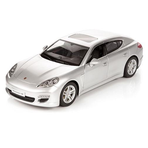 Rastar Радиоуправляемая модель Porsche Panamera Серебристый 1:10