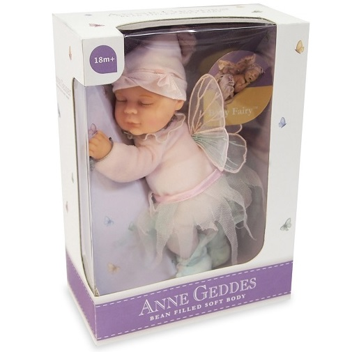 Anne Geddes Кукла Детки-эльфы Ovation