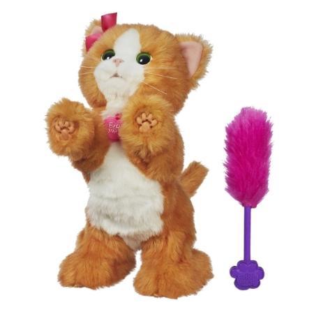 Интерактивная игрушка Игривый котенок Дэйзи 32 см FurReal Friends