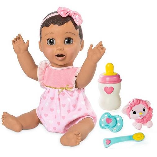Интерактивная кукла Лувабелла Девочка Luvabella Different Hair Spin Master 6028851