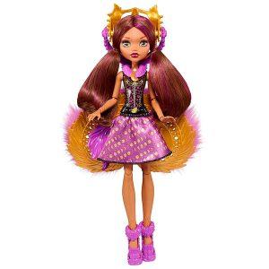 Кукла Clawdeen Трансформирующиеся монстрики Monster High FKP47