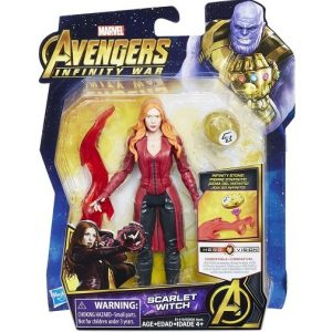 Avengers Игрушка Алая ведьма с камнем бесконечности