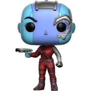 Фигурка Marvel Guardians OT Galaxy 2 Nebula 13155 Funko POP! Bobble