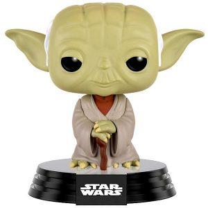 Funko POP! Bobble Фигурка Star Wars Dagobah Yoda