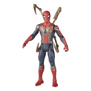 Игрушка Человек Паук с камнем бесконечности Avengers